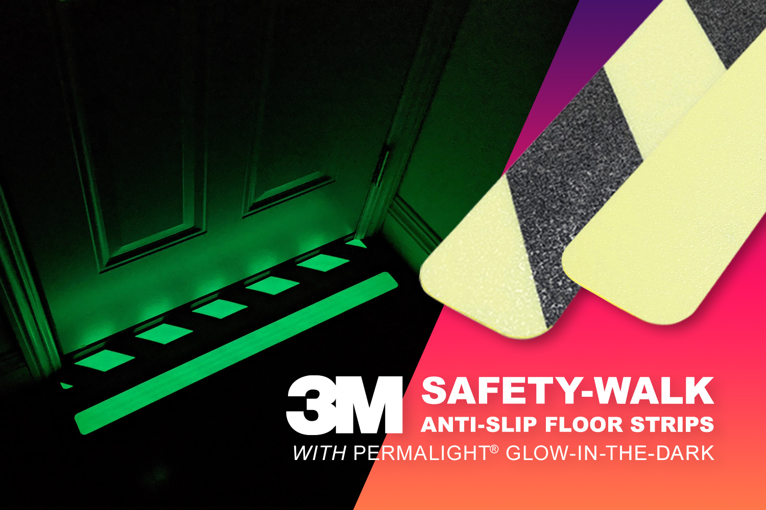 Home Safety with PERMALIGHT® & 3M