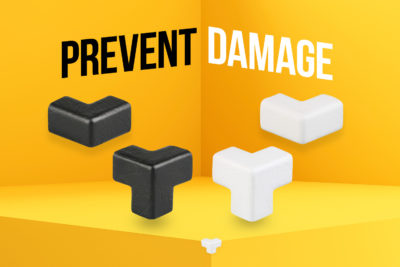 Prevent Damage with Protective Safety Foam Corners
