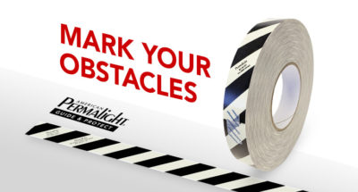 Mark Your Obstacles