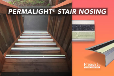 Keep Your Patio & Deck Safer with PERMALIGHT®