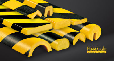 Create Safety with our Black & Yellow Safety Foam Guards