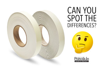 PERMALIGHT® Anti-Slip Tape & Polyester Tape Differences