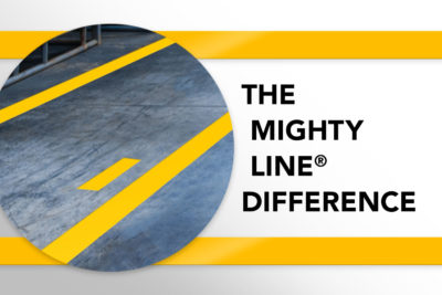 The Mighty Line Floor Tape Difference