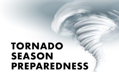 Tornado Season is Here