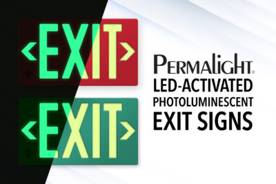 Stay Safe with Non-Electrical Exit Signs