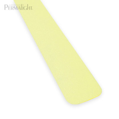 "PERMALIGHT® 3M Safety-Walk Anti-Skid Strip - Solid Photoluminescent - 2""x31"" - SKU: 83-3215"