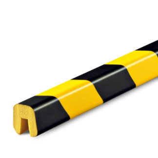 Edge Protection, Type G, Black / Yellow