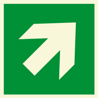 Directional Signage (Inclined)