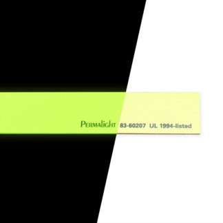 "American PERMALIGHT® Photoluminescent Aluminum Strip 1"" x 48"""