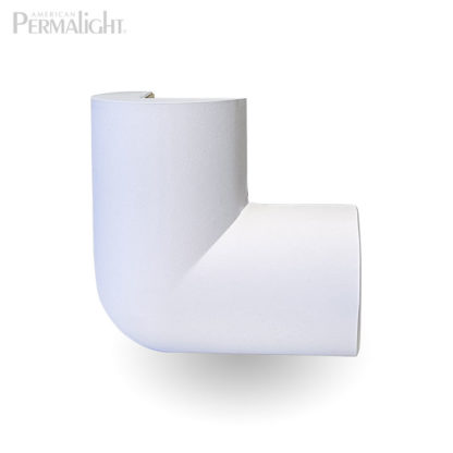 PERMALIGHT® 82-14719 3D Large White Rounded Protective Corner