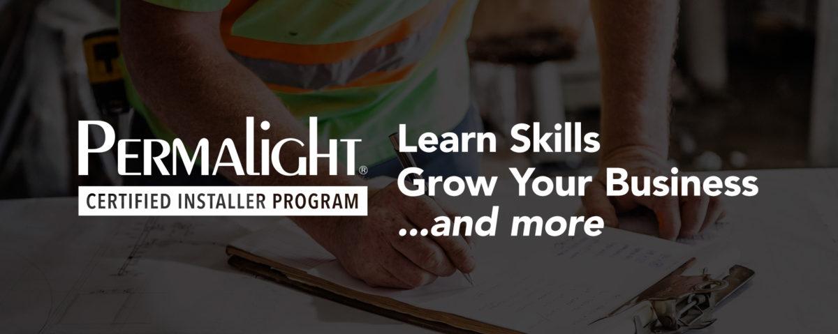 American PERMALIGHT® - PERMALIGHT® Certified Installer Program