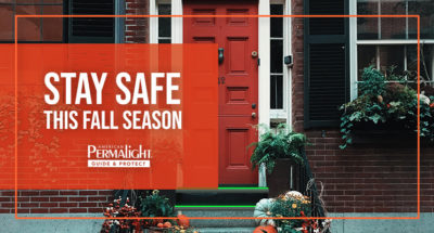 From the General Manager's Desk: Stay Safe this Fall Season