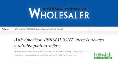 American PERMALIGHT® in Material Handling Wholesaler