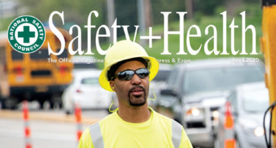 PERMALIGHT® featured in National Safety Council Safety + Health magazine, April 2020 edition