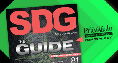 American PERMALIGHT® Featured in SDG's 2020 The Guide Issue