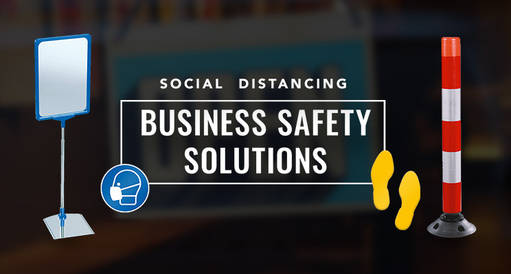 American PERMALIGHT® Social Distancing - Business Safety Solutions - Public Safety Products - Blog Post
