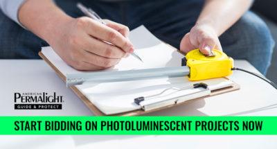 Start Bidding on Photoluminescent Projects