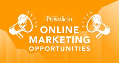 American PERMALIGHT® Online Marketing Opportunities - Be Seen, Be Heard