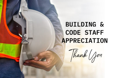 Building and Code Staff Appreciation Day