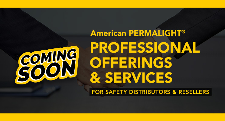 Coming Soon – Professional Offerings & Services for Safety Distributors & Resellers