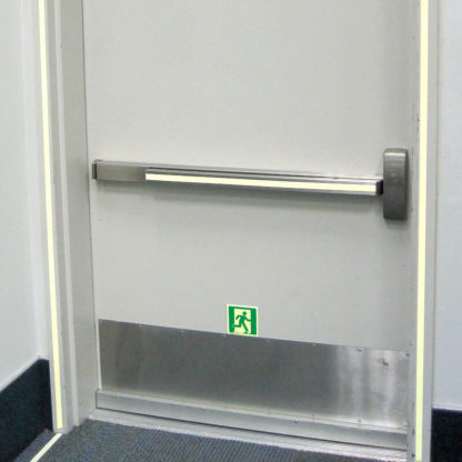 Door Frame Markings (Polyester Tape)