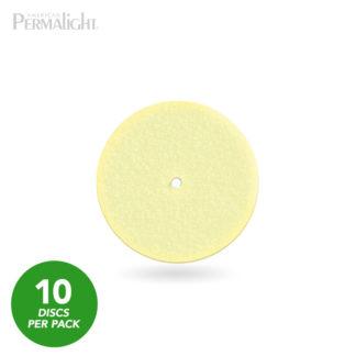 PERMALIGHT® Aluminum Photoluminescent Anti-Slip Disc for Metal Gratings & Catwalks