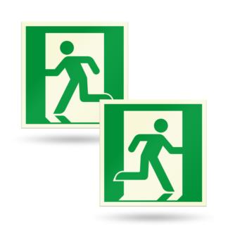 Emergency Exit Symbols