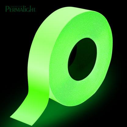PERMALIGHT® Photoluminescent Anti-Slip Tape, Self-Adhesive, 2-inch Width
