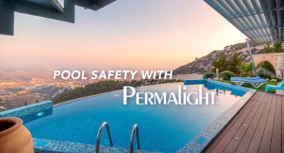 Pool Safety with PERMALIGHT® Safety Foam Guards