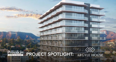 PERMALIGHT® Project Spotlight: Argyle House in Hollywood, California