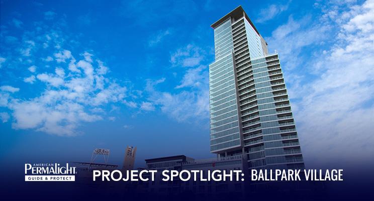 PERMALIGHT®Project Spotlight: Ballpark Village in San Diego, California