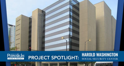 PERMALIGHT® Project Spotlight: Harold Washington Social Security Center