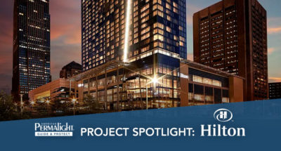 PERMALIGHT® Project Spotlight: Hilton Cleveland Downtown Hotel