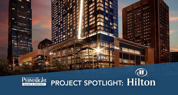 PERMALIGHT® Project Spotlight: Hilton Cleveland Downtown Hotel