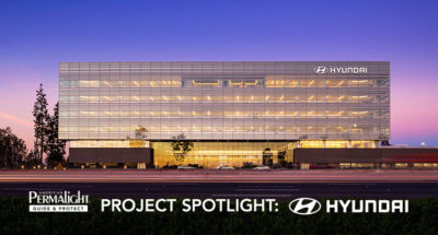 PERMALIGHT® Project Spotlight: Hyundai Motor Corporation, US Headquarters in Fountain Valley, CA