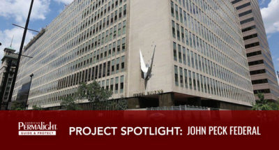 PERMALIGHT® Project Spotlight: John Weld Peck Federal Building