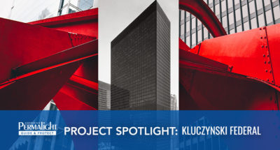 PERMALIGHT® Project Spotlight: Kluczynski Federal Building