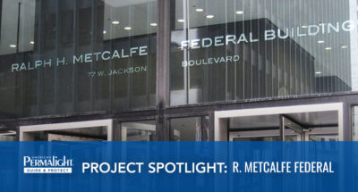 PERMALIGHT® Project Spotlight: Ralph H. Metcalfe Federal Building