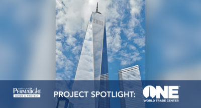 PERMALIGHT® Project Spotlight: One World Trade Center