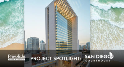 PERMALIGHT® Project Spotlight: Superior Court of California, San Diego