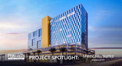 American PERMALIGHT® Project Spotlight: Marriott Springhill Suites