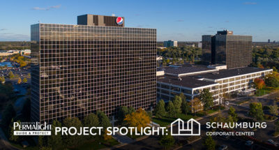 American PERMALIGHT® Project Spotlight: Schaumburg Corporate Center