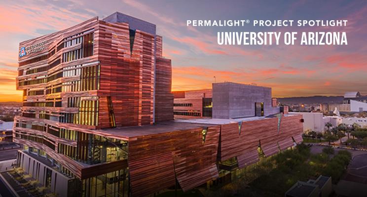 PERMALIGHT® Project Spotlight - University of Arizona