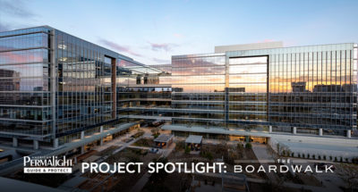 PERMALIGHT® Project Spotlight: The Boardwalk, Irvine, California