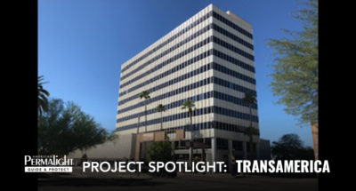 PERMALIGHT® Project Spotlight: Transamerica building in Tucson, AZ
